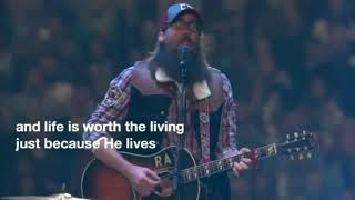 Because He Lives I Can Face Tomorrow by Crowder