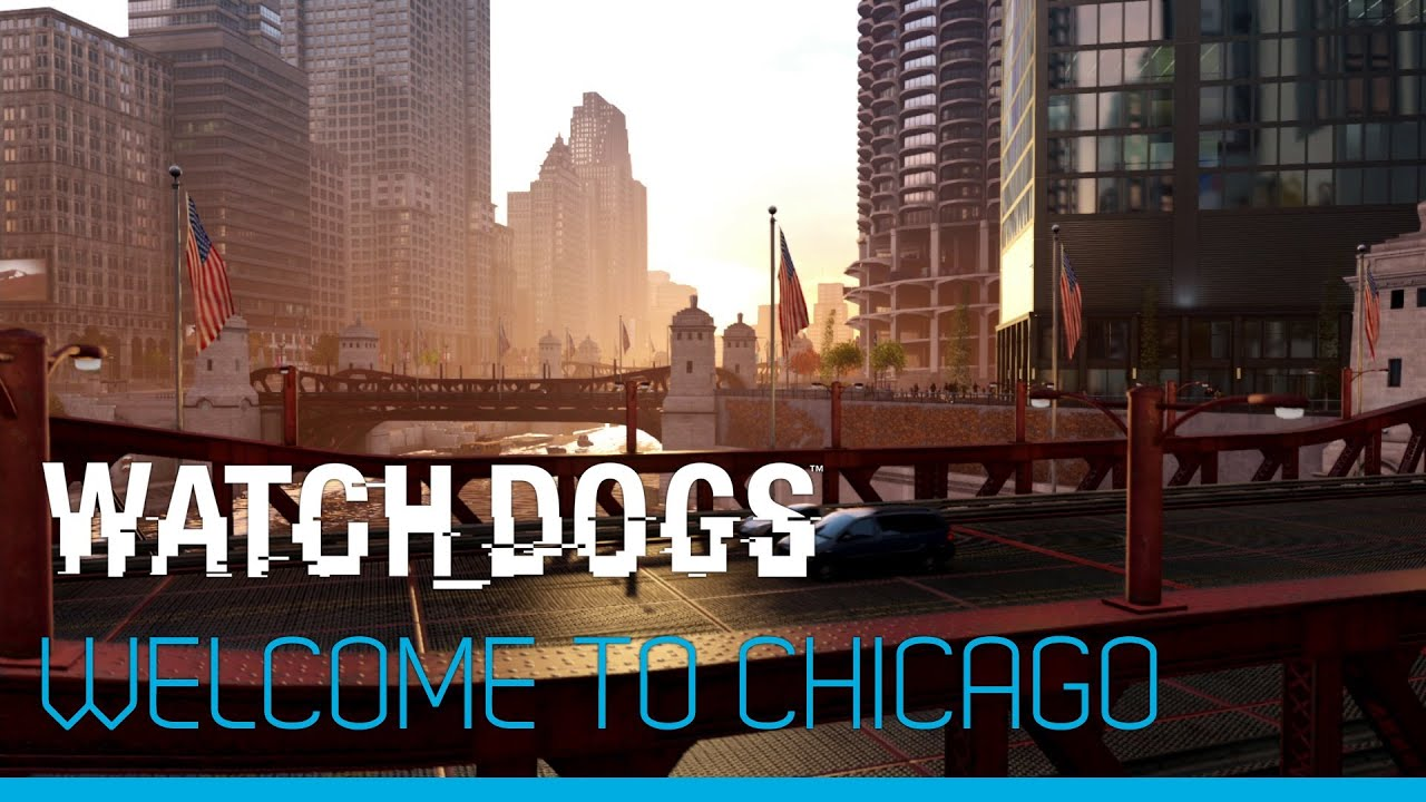 This Is Watch Dogs' Version Of Chicago