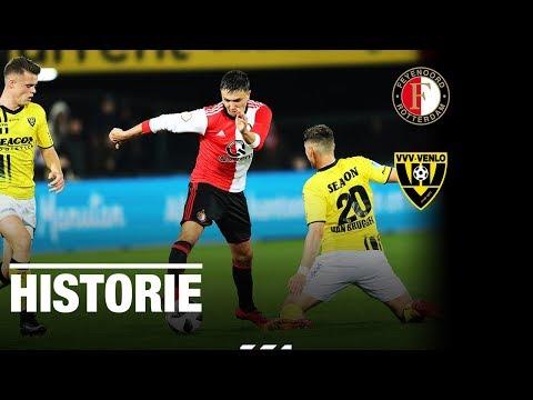 Feyenoord – VVV Venlo | Wedstrijd gestaakt, lichtmasten uitgevallen