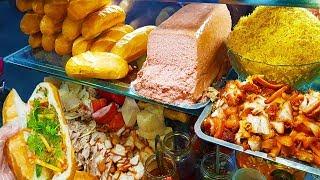 Bánh mì Cô Châu Xóm Chiếu ( mua gì cũng có ) mấy chục năm chỉ 12k ở Sài Gòn | street food saigon
