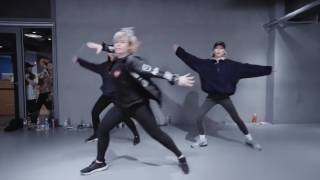 Eminem Not Afraid / May J Lee Choreographic