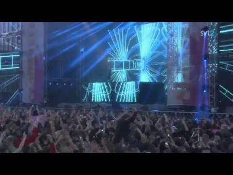 Alesso Vs OneRepublic - If I Lose Myself (Alesso Remix) @Summerburst