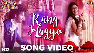 Rang Jo Lagyo - Song - Ramaiya Vastavaiya