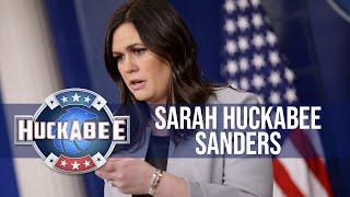 Exclusive: Sarah Huckabee Sanders GETS PERSONAL | Huckabee