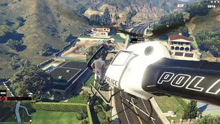 GTA 5 Watch Dogs Mod - Siêu Hacker xuất hiện trong GTA 5
