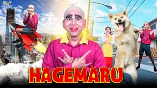 HAGEMARU : हागेमारु SHORT FILM | HINDI COMEDY FILM | #Funny #Bloopers || MOHAK MEET