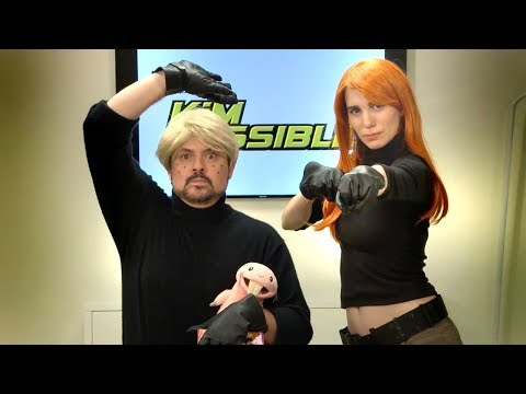 Kim Possible and Ron Stoppable REVEALED! | Kim Possible | Disney Channel