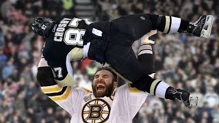 Top 5 Greatest/Hardest Fights of All Time | NHL