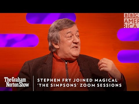Stephen Fry a Gordon Ramsay u Grahama