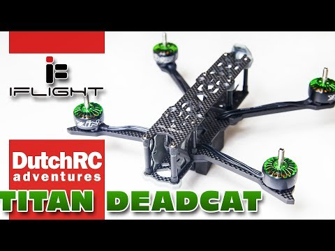 iFlight DC5 frame for DJI FPV - Frame Review