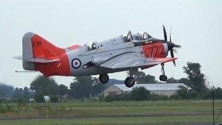 Last Flying Fairey Gannet!