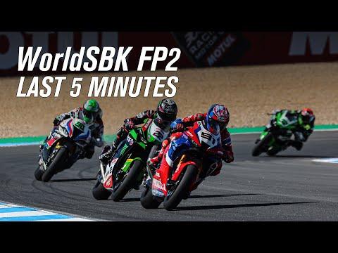 スーパーバイク 2021 第2戦ポルトガル(エストリル) FP2ハイライト動画
