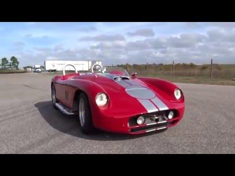 Video of '58 Roadster - KDLC