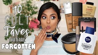 10 Cult Favorite Makeup Products That No One Talks About Anymore  - Full Face Old Makeup