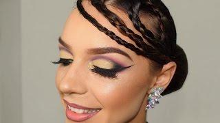 Ballroom Dancing Hair Tutorial | Rachel Macintosh