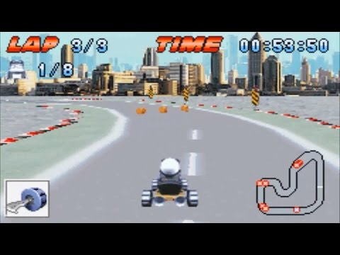 gba crazy frog racer freeroms