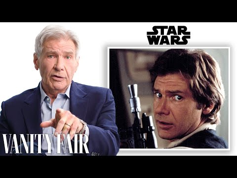 Harrison Ford Breaks Down His Career, from 'Star Wars' to 'Indiana Jones'   Vanity Fair