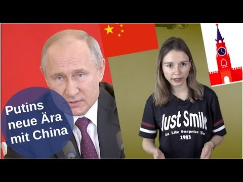 Putins neue Ära mit China [Video]