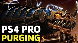 Warhammer 40K Inquisitor: Martyr - PS4 Pro Gameplay