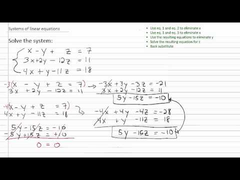 Solving Linear Systems p4