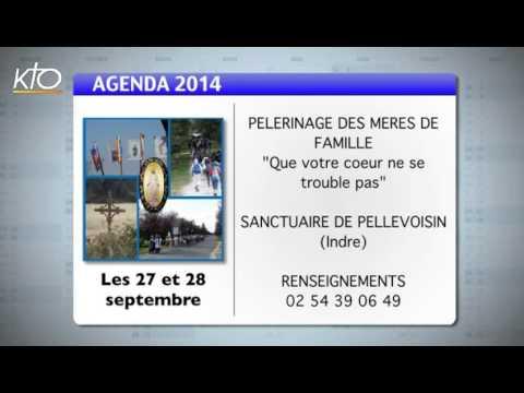 Agenda du 19 septembre 2014