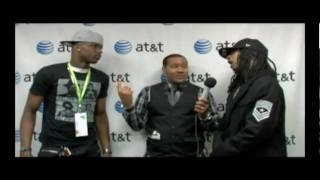 The Kevin T. Robertson show interviews DJ Kool 28 Days Speaker series