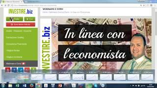 In linea con l'Economista -Giancarlo Prisco - 07.02.2018