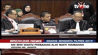[FULL] BREAKING NEWS | Sidang Sengketa Pilpres 2019 - Keterangan Saksi Dari BPN (Part 1)