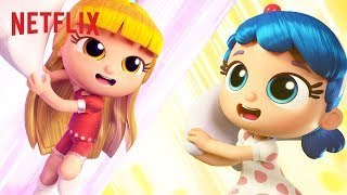 The Perfect Snoozy Sleepover! 😴 True and the Rainbow Kingdom | Mushroom Town | Netflix
