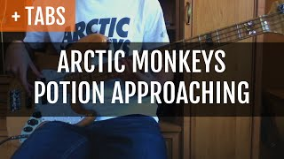 Arctic Monkeys - Potion Approaching (Bass Cover with TABS!)