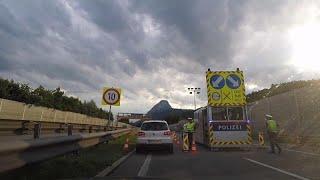 Österreich: Grenzübergänge werden 5 Tage lang kontrolliert