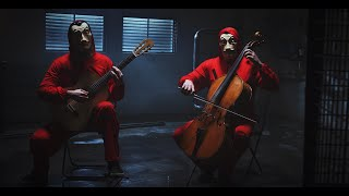 La Casa De Papel - My Life Is Going On (Cecilia Krull) performed by MOZART HEROES [Official Video]