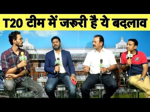 🔴LIVE: Aaj ka Agenda: क्या वक्त आ गया है T20 World Cup के लिए Team India को बदलने का?