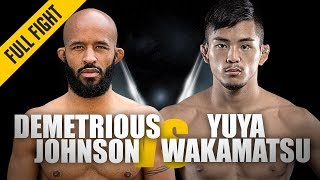 "Demetrious Johnson vs. Yuya Wakamatsu | ""Mighty"" Debut 