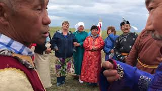 озеро Чагытай и шаман