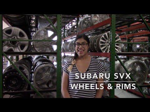 Factory Original Subaru SVX Wheels & Subaru SVX Rims – OriginalWheels.com