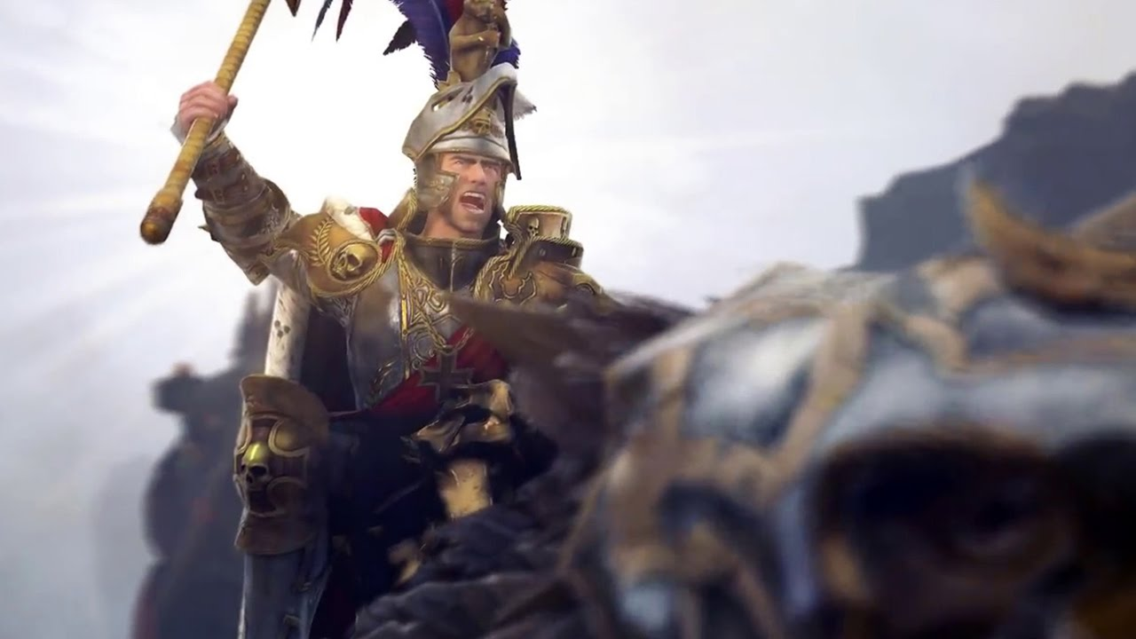 Total War WARHAMMER Trailer #VideoJuegos #Consolas