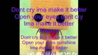 under the weather-the divine lyrics