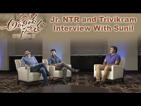 aravinda-sametha-movie-team-interview