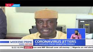 CORONAVIRUS : Suspected COVID - 19 Case at KNH cleared, doctors to monitor the patient
