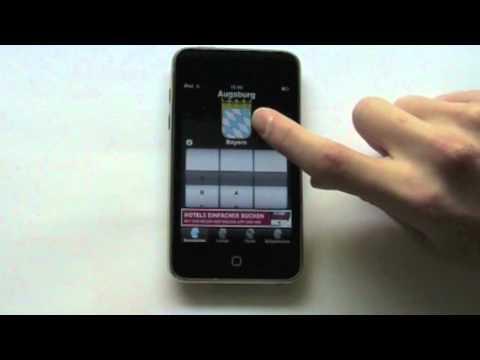 iPhone App im Test: Mit Kennzeichen unbekannte Autokennzeichen herausfinden