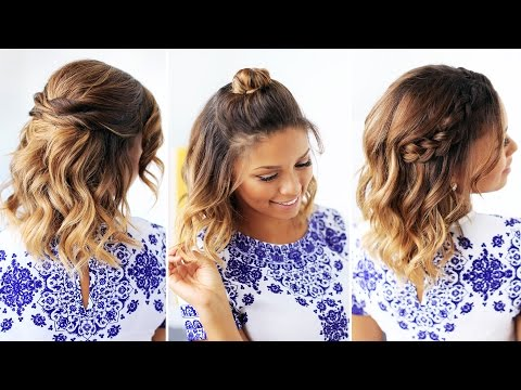 Strange Good Ideas For You Easy Hair Styles For Short Hair Short Hairstyles Gunalazisus