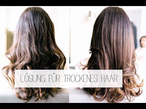 REVIEW: Erste Hilfe für trockenes Haar - Kérastase Nutritive Treatment im Salon Pauli + GEWINNSPIEL