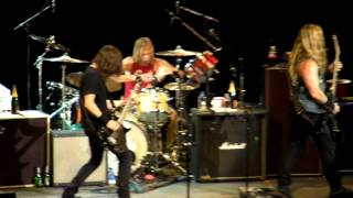 "FOOS GONE WYLDE - Zakk Wylde & Foo Fighters ""Fairies Wear Boots"" @ Forum 01/10/15"