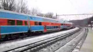 preview picture of video 'ČD | Linka S1 | 471 CityElefant | Příjezd | Praha-Kyje'