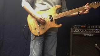 On Fire - Van Halen The Brown Sound with $300 amp