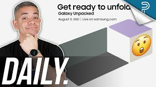 Samsung Galaxy Unpacked is OFFICIAL, iPad Mini Pro Gets Interesting & more!