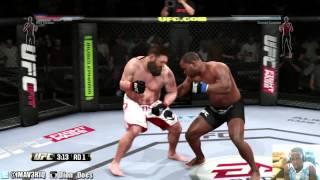 UFC - UFC Fights - MR RACIST OPPONENT - UFC Fights 2014 | Ea Sports UFC