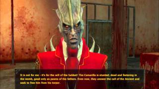 Meeting The Tzimisce as a Tremere in Bloodlines