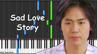 Sad Love Story - Myut Bun Eul He Uh Jyuh Do (Piano Nocturn) Piano Tutorial